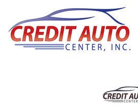 nº 93 pour Design a Logo for Credit Auto Center, Inc par alizainbarkat