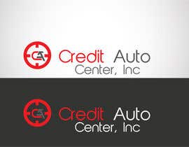 Don67 tarafından Design a Logo for Credit Auto Center, Inc için no 85