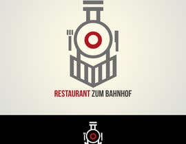 Nro 62 kilpailuun Design eines Logos for Restaurant zum Bahnhof käyttäjältä DigiMonkey