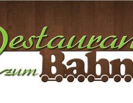 #63 untuk Design eines Logos for Restaurant zum Bahnhof oleh Emanuella13