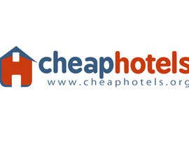 #323 para Logo Design for Cheaphotels.org de pupster321