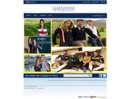 Website Design for Galvanni için Graphic Design35 No.lu Yarışma Girdisi