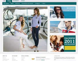 #15 para Website Design for Galvanni por tuanrobo