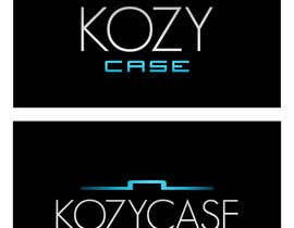 #150 para Design a Logo for Kozy Case (laptop and iPad cases) por nole1