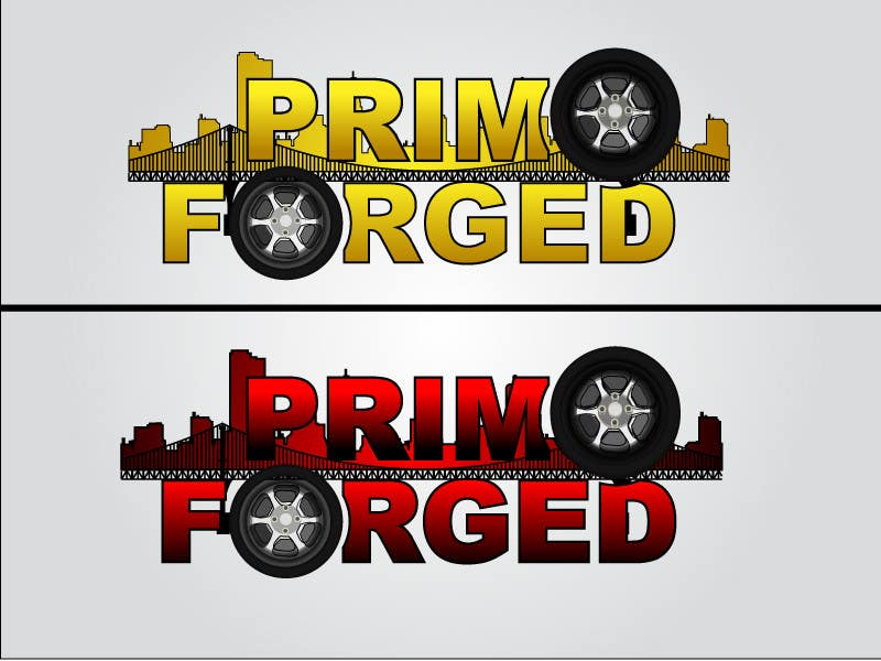 #26 for Design a Logo for Primo Forged Wheels by imranamin
