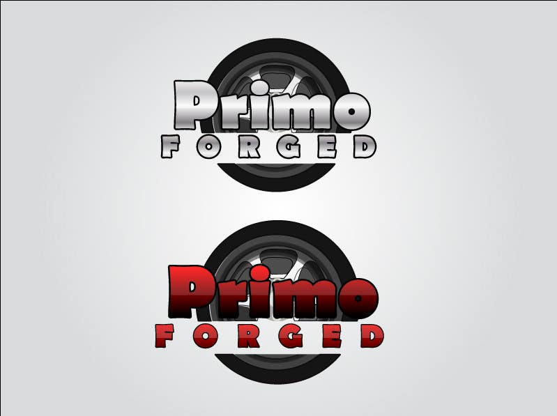 #27 for Design a Logo for Primo Forged Wheels by imranamin