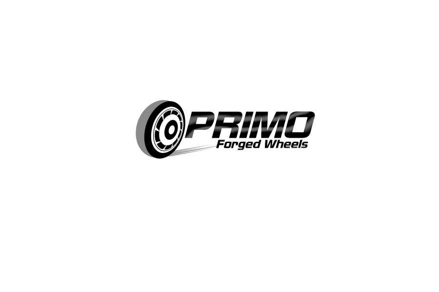 #39 for Design a Logo for Primo Forged Wheels by commharm