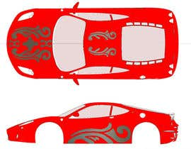 nº 11 pour Design Car Vinyl/Sticker for Ferrari F430 par muhammadirman