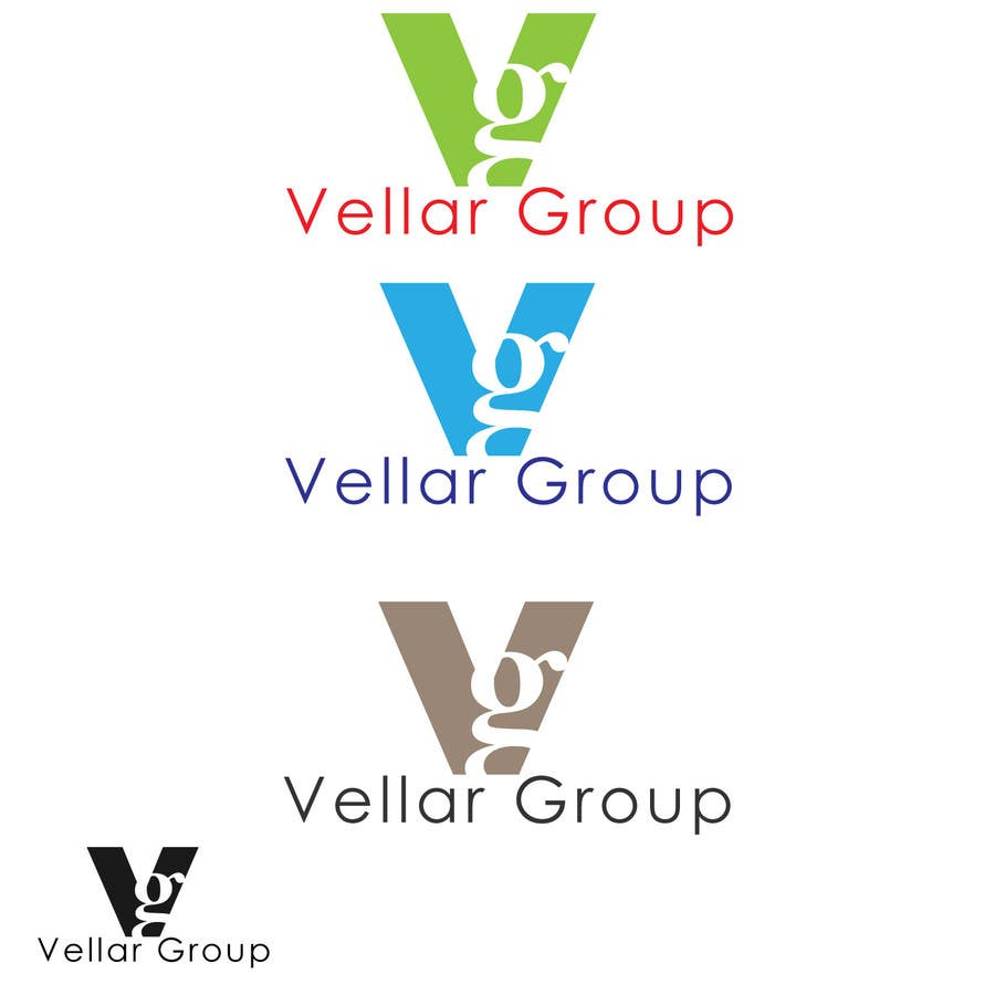 Proposition n°35 du concours Design a Logo for Vellar Group