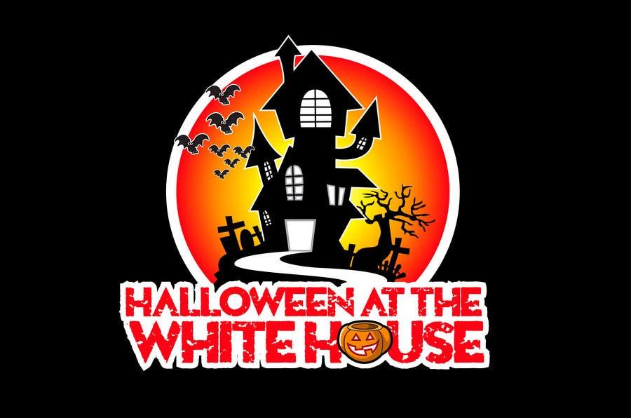 Penyertaan Peraduan #64 untuk Design a Logo for halloween party