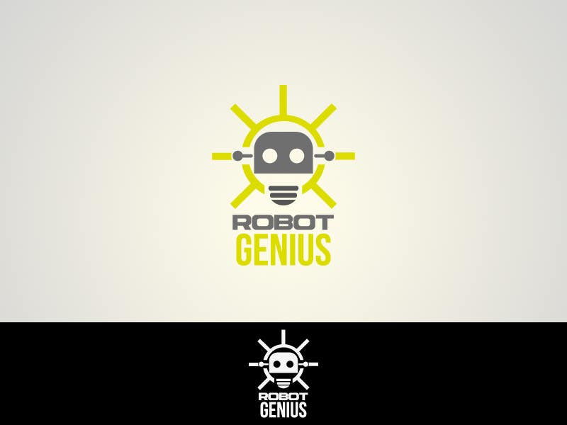 #67 for Design a Logo for RoboGenius by DigiMonkey