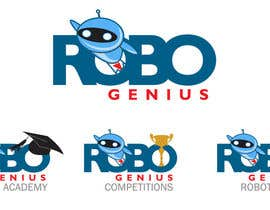 #66 for Design a Logo for RoboGenius af theislanders