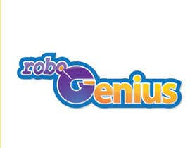 nº 74 pour Design a Logo for RoboGenius par cihooi