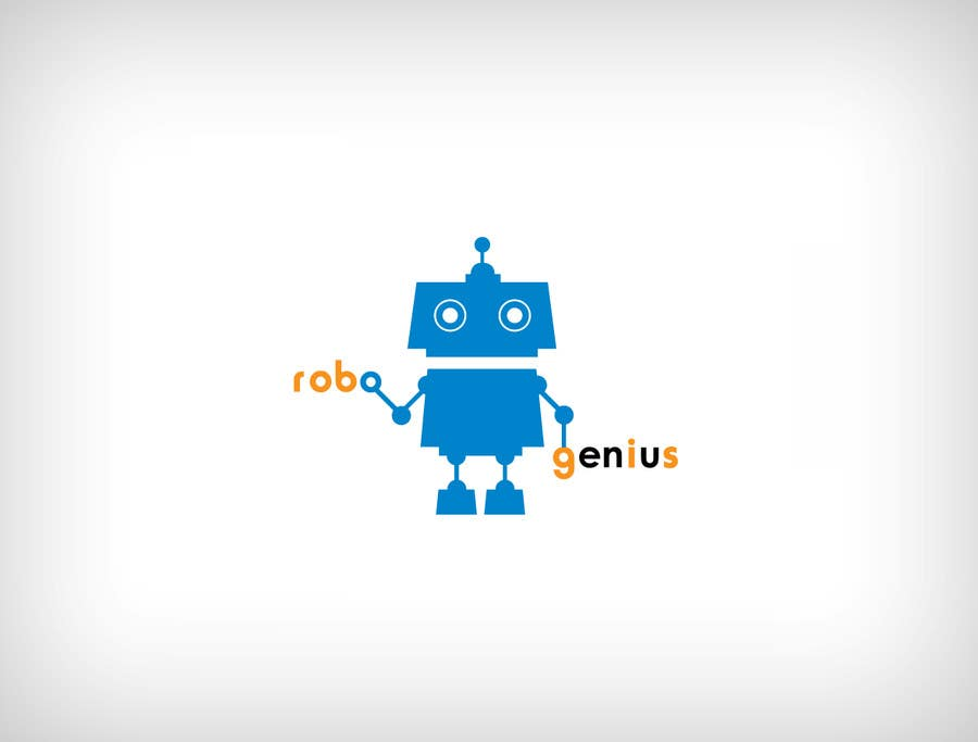 #41 for Design a Logo for RoboGenius by hasnarachid2010