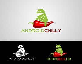 nº 39 pour Design a Logo for androidchilly.com par galihgasendra