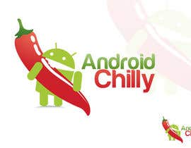 nº 8 pour Design a Logo for androidchilly.com par nikita626