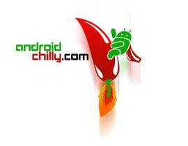 #34 para Design a Logo for androidchilly.com por fireacefist