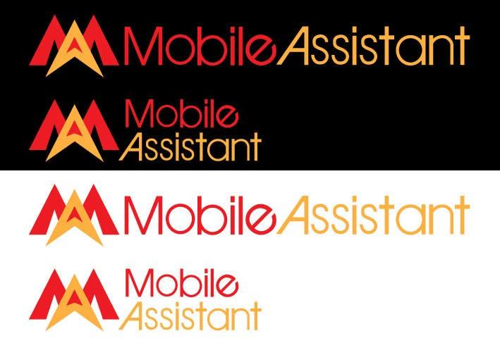 Inscrição nº 16 do Concurso para MobileAssistant.Net Logo **Hiring new Designers too That Love Awesome Design