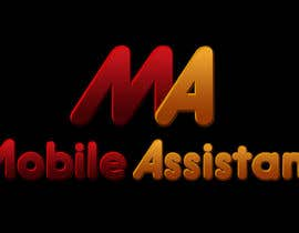 #20 para MobileAssistant.Net Logo **Hiring new Designers too That Love Awesome Design por NabilEdwards
