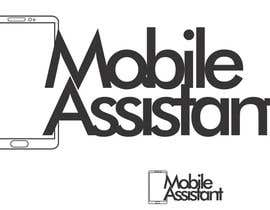 nikita626 tarafından MobileAssistant.Net Logo **Hiring new Designers too That Love Awesome Design için no 8