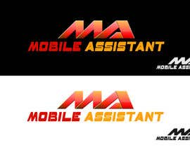 #13 para MobileAssistant.Net Logo **Hiring new Designers too That Love Awesome Design por yossialmog85