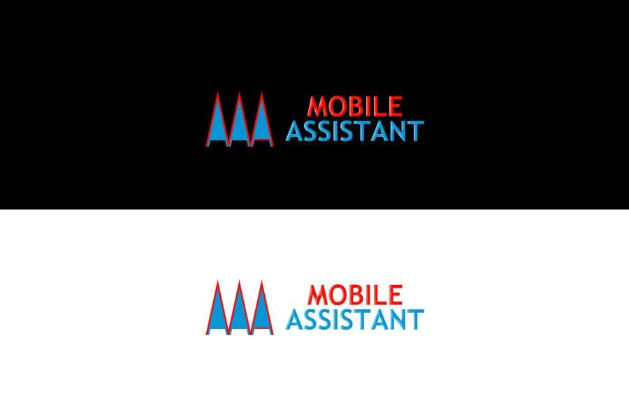 Bài tham dự cuộc thi #                                        17                                      cho                                         MobileAssistant.Net Logo **Hiring new Designers too That Love Awesome Design