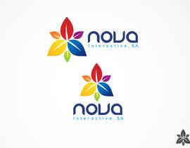 #138 for Design a Logo for NOVA INTERACTIVE af johanmak