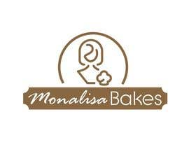 #23 for Logo Design for Monalisa Bakes by jaliljahanzaib