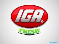 #140 for Logo Design for IGA Fresh by arunbluez