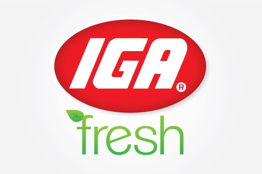 #155 for Logo Design for IGA Fresh by jennfeaster