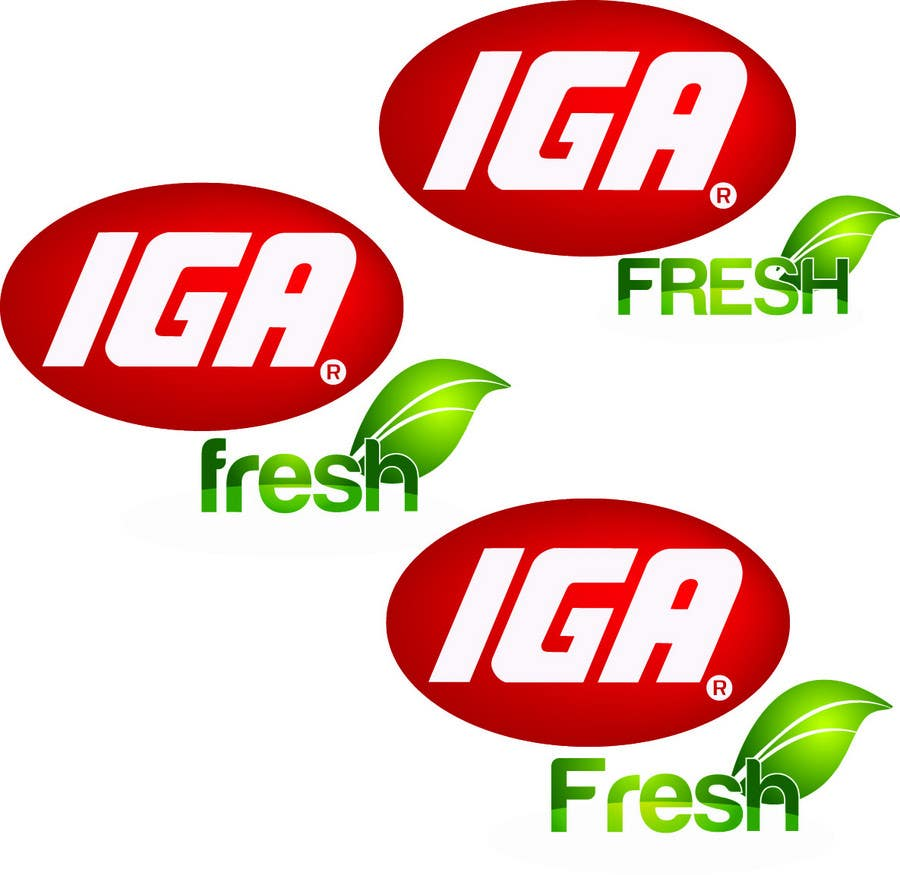 #146 for Logo Design for IGA Fresh by rivera919