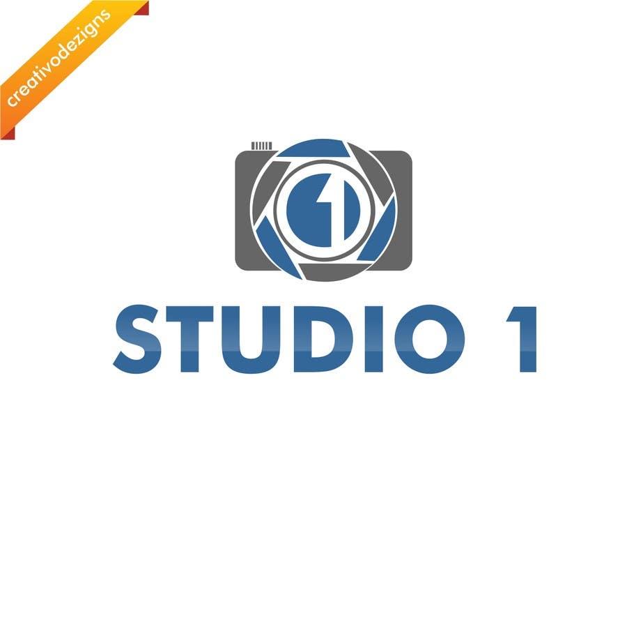 Kilpailutyö #56 kilpailussa Design a Logo for Studio 1 Photography