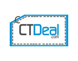 #39 para Design a Logo for CTDeal.com that reflects deals, coupons, sales, discounts etc. por ibed05