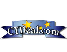 #20 para Design a Logo for CTDeal.com that reflects deals, coupons, sales, discounts etc. por Troymj