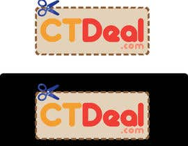 DelicateCreation tarafından Design a Logo for CTDeal.com that reflects deals, coupons, sales, discounts etc. için no 26