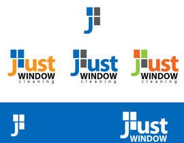 nº 11 pour Just Window Cleaning Logo Upgrade par arteastik