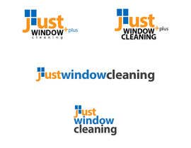 nº 13 pour Just Window Cleaning Logo Upgrade par arteastik