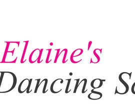 #9 para Design a Logo for Elaines Dancing por Eddin