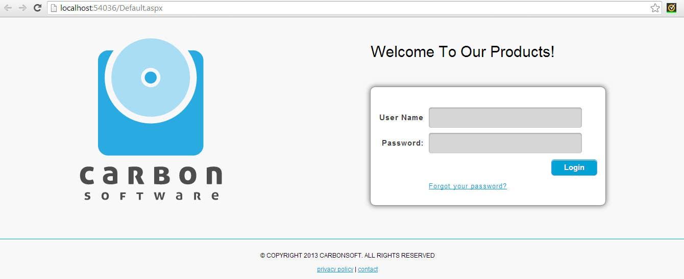 #5 for Design a Website (7 pages) by narendragautam