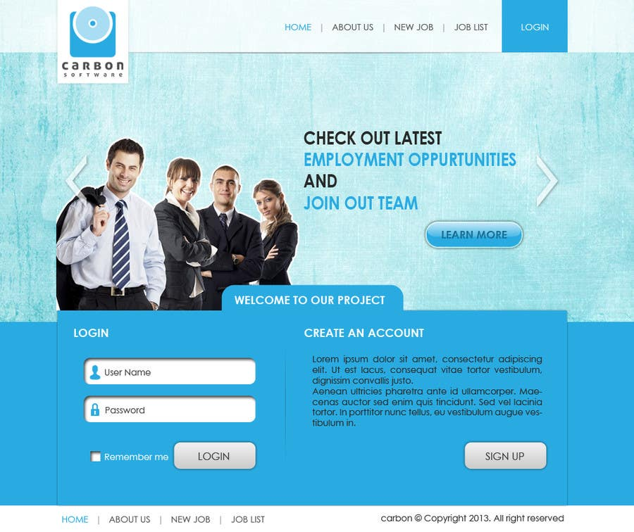 #4 for Design a Website (7 pages) by ambar