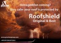 Bài tham dự #10 về Advertisement Design cho cuộc thi Design an Advertisement for Roofshield 2