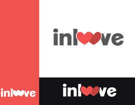 #133 para Logotipo design for inloove por alexandracol