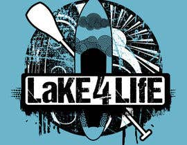 #41 for Lake4Life Paddle Board af andyvaughn