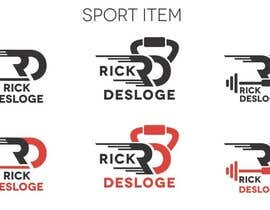 #61 para Logo for Rick Desloge Website por amvpdesign