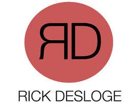 #62 para Logo for Rick Desloge Website por KimHainesDesigns