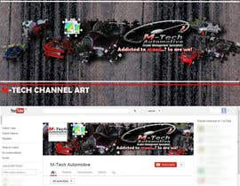 #29 for Design a Banner for Youtube Channel af GeaninaB