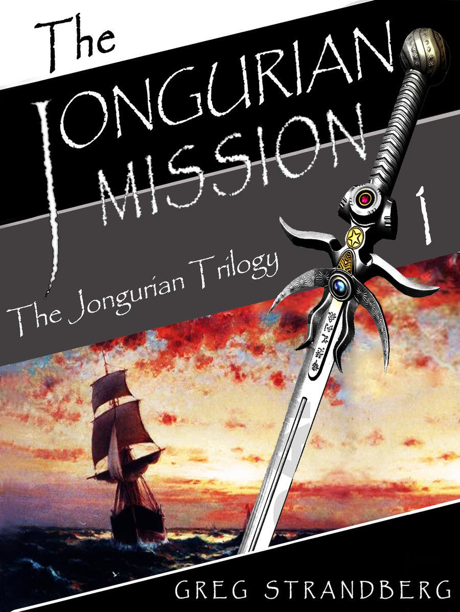 Inscrição nº                                         50                                      do Concurso para                                         New eBook Cover for Fantasy Novel
