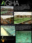 Graphic Design Contest Entry #28 for Business Poster for Green House Aquaponics