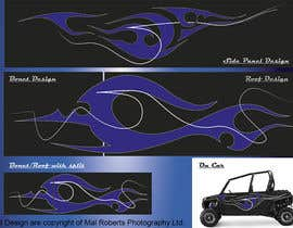 #25 for Graphics design for my off-road vehicle by Mal76