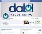 Graphic Design Inscrição do Concurso Nº56 para Design enhancement in 3D for DALO logo